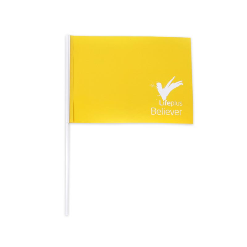 promotional hand flags